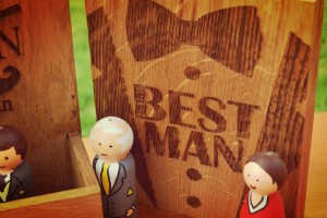 Groomsmen Mini Chopping Boards